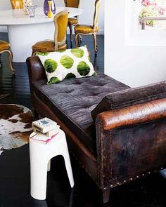 Love the mix of textures.