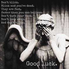 The Weeping Angels.