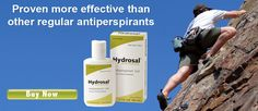 Hydrosal Professional is a topical gel treatment for excessive sweating, developed by Dermatologists. It is not a regular antiperspirant; rather, it is a specially formulated gel intended for individuals who are inconvenienced by excessive sweating. Hydrosal Professional not only helps to reduce perspiration, but also reduces odors as well.