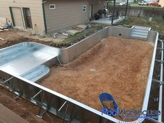 Kansas Inground Pool Kit Construction – Pool Warehouse – Carol W.