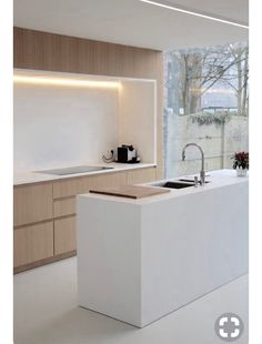 6 Dazzling Cool Tips: Warm Contemporary Bathroom contemporary kitchen handles. Kitchen Room Design, Modern Kitchen Design, Kitchen Layout, Interior Design Kitchen, Diy Kitchen, Interior Ideas, Kitchen Island Storage, Farmhouse Kitchen Island, Modern Kitchen Island