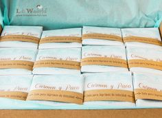 Lola Wonderful_Blog: Detalles boda: Pañuelos solo para lágrimas de felicidad
