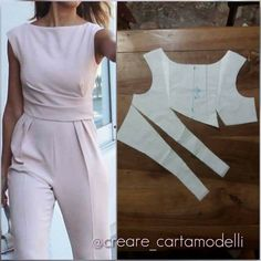 Görsel # Visual # idea # purpose # is, # is quote alıntı # Please - Germany Nähen Dress Sewing Patterns, Clothing Patterns, Costura Fashion, Bodice Pattern, Pattern Dress, Pants Pattern, Sewing Blouses, Make Your Own Clothes, Jumpsuit Pattern