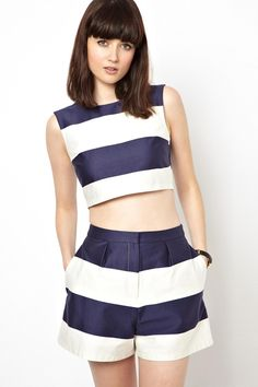 11 awesome ways to rock nautical stripes this summer
