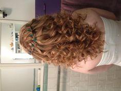 Prom hair do!