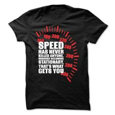 (Superior T-Shirts) Love Speed - Order Now...