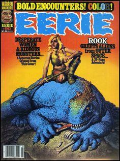 Eerie #90, February 1978