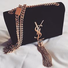 f9aba1d7189e YSL Women Shopping Leather Metal Chain Crossbody Satchel Shoulder Bag from  Saved to Things I want as gifts.