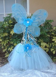 Light Blue Tutu Skirt/ Ballet Tutu Child Toddler by partiesandfun, $10.00. Check out my cute shop for pretty tutu and wings for your next event. www.partiesandfun.etsy.com #fairy party