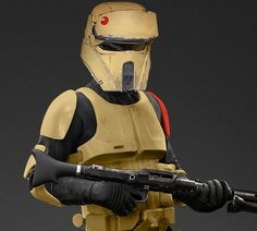 Star Wars Rogue One Scout Trooper