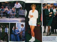 Majesty Royalty Vintage Magazine Princess Diana