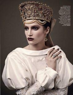 bonnie_blog: Русский стиль в современной моде и на фото. Часть 1. / The Russian style in the modern fashion and on the photo. Part 1.
