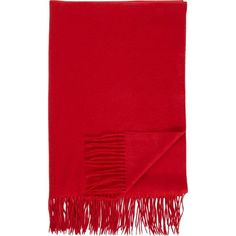 Sofia Cashmere Cashmere Throw ($295) ❤ liked on Polyvore featuring home, bed & bath, bedding, blankets, red, cashmere throw, sofia cashmere, sofia cashmere throw, red bedding and cashmere blanket throw