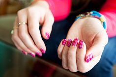 Gel+Nails+At+Home   How to do your own gel nail manicure at home