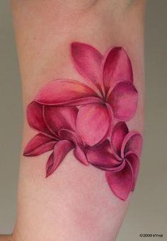 Island, tropical, ocean tattoo