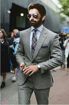 Perfect Bollywood Actors, Bollywood Celebrities, Arnav Singh Raizada, Gents Hair Style, Arnav And Khushi, Mens Clothing Styles, Fashion Outfits, Womens Fashion, Pretty Boys