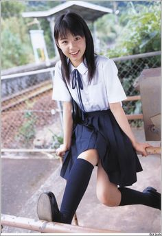 The Unknown Details About School Uniforms for Girls Best Outfits That Most People Aren't Aware Of What's Actually Happening with School . Best Uniforms, Cute School Uniforms, School Uniform Girls, Girls Uniforms, School Girl Japan, School Girl Outfit, Japan Girl, Japanese School Uniform, Japanese High School
