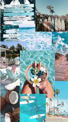 iphone beach wallpaper