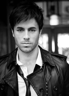 ENRIQUE IGLESIAS SingerThis handsome Latino singer is the son of Madrid-based Filipina journalist and model Isabel Preysler and international singing superstar Julio Iglesias. Enrique enjoys worldwide popularity with his music. For his musical achievements, Enrique has earned a Grammy for Best Latin Performance in 2007 and several American Music Awards for Favorite Latin Artist.