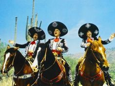 The Three Amigos directed by John Landis #film #comedy #musical