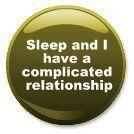 relationship with sleep
