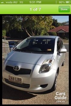 2008 TOYOTA YARIS YRS for sale in $9,000 NCP91R Manual Hatchback used @ carsguide.com.au