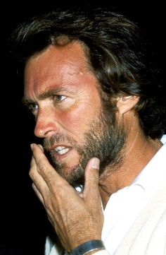 Clint Eastwood early 1970s