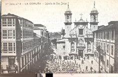 Iglesia de San Jorge y antiguo ayuntamiento