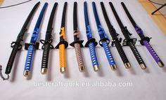2014 nueva espada katana de madera de juguete-imagen-Artesanía Imitación…