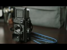 Yashica Mat-124G Review - YouTube