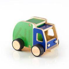 Guidecraft - Plywood Garbage Truck