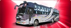 Jabbar Travels provides  online bus booking in a very easy way. Select the route of travel, select the seat and pay online at ticket goose with no booking charges