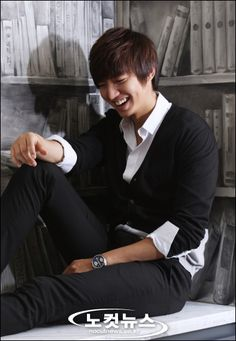 CityHunter. Wish he were laughing with me! #kdramahotties #KDrama