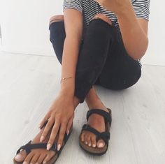 Stripes and birks