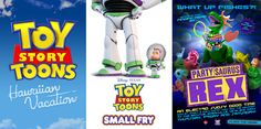 Toy Story Toons - Disnerd dreams