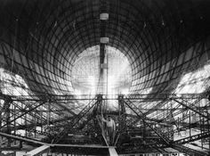 The Hindenburg: A look back  from first flight to blazing...  The Hindenburg: A look back  from first flight to blazing inferno  According to the German airship Hindenburgs flight schedule Z-129 Hindenburg beginning on May 6 1936 was the first airliner to provide regularly-scheduled service between Europe and North America. The Hindenburg made 11 flights from Frankfurt Germany to Lakehurst New Jersey but on May 6 1937 the German airship burst into flames at Lakehurst Naval Air Station…