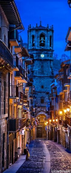 Guetaria. Guipuzkoa. Pais Vasco. Spain.