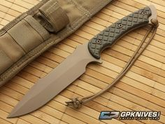 Spartan Horkos Combat Green Handle