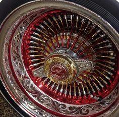 Rims For Cars, Rims And Tires, Car Wheels, Steering Wheels, Bronco Truck, Lowrider Trucks, Custom Chevy Trucks, Old Vintage Cars, Air Brush Painting