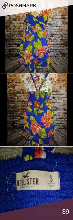 Floral HOLLISTER Dress Wonderful condition! Hollister Dresses Mini
