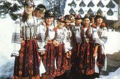Folk Costumes from Sibiu Folk Costume, Costumes, Folk Clothing, Folk Fashion, Romania, Bohemian, Culture, Traditional, Embroidery