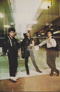 The Cure (1981) Faith Era