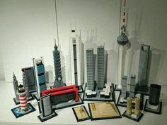 Lego Architecture Architekture MOC Berliner Fernsehturm in Hessen - Ahnatal | Lego & Duplo günstig kaufen, gebraucht oder neu | eBay Kleinanzeigen