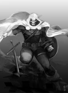 Le Taskmaster by CaptainBerunov.deviantart.com on @deviantART