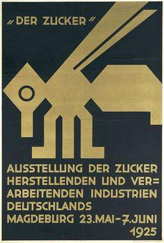 Exhibition - The sugar (1925) Wilhelm H. Deffke (1887 - 1950) (by upload)