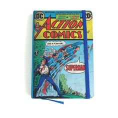 Caderneta Superman Action Comics