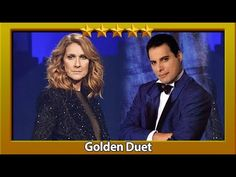 Have you ever wondered about how it would be like Freddie and Celine Dion singing together? It would be like this the duet between Freddie Mercury and Celine. Cool Music Videos, Good Music, My Music, Music Lyrics, Celine Dion, Show Must Go On, Best Songs, Awesome Songs, Queen Freddie Mercury