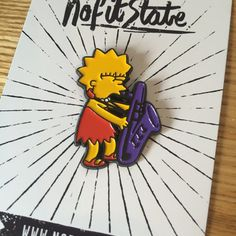 The Simpsons Pin (2000)