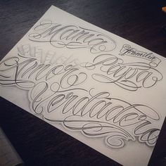 Handmade lettering 2. on Typography Served