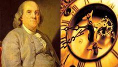 Conspiracy Feeds: Θερινή ώρα: Πρώτος διδάξας ο Βενιαμίν Φραγκλίνος τ...